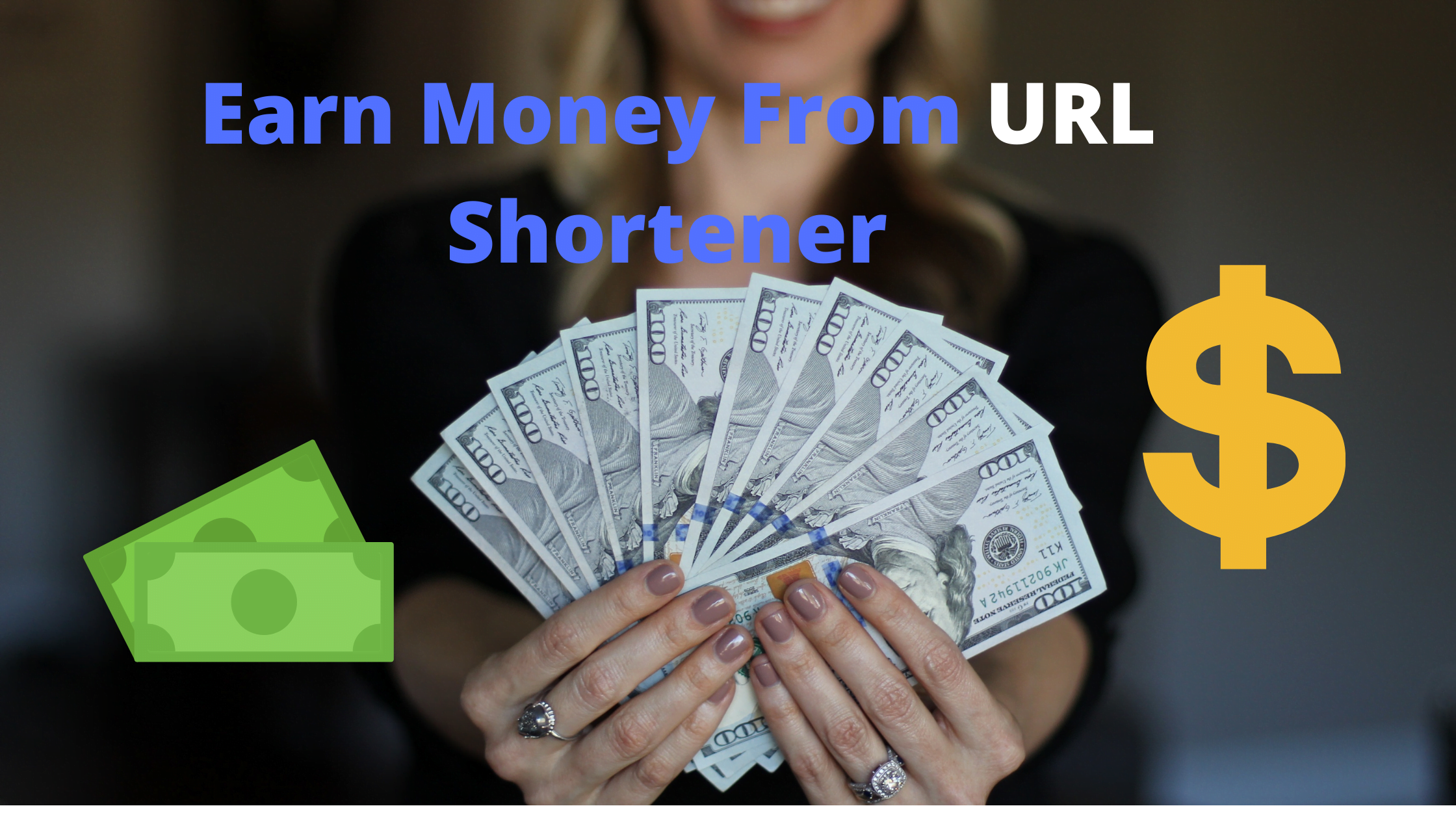 earn money from url shortener